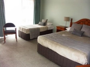 triple room accommodation